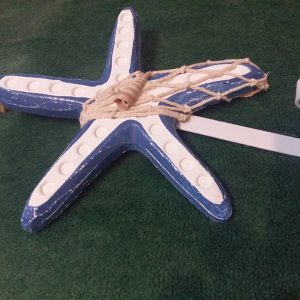 آویز چوبی ستاره دریایی