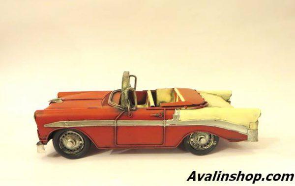 ماشین فلزی قدیمی دکوری 8486