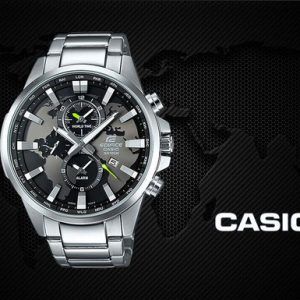 ساعت CASIO EDIFICE EFR-303D WORLD TIME