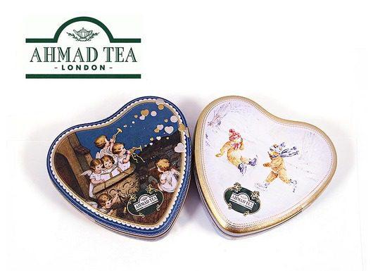 چای احمد میوه ای در بسته بندی فلزی فانتزی