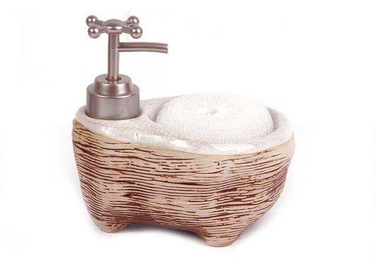 جامایع سرامیکی طرح وان حمام لوکس