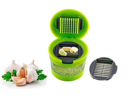 سیر خرد کن KITCHEN amp HOME GARLIC CHOPPER