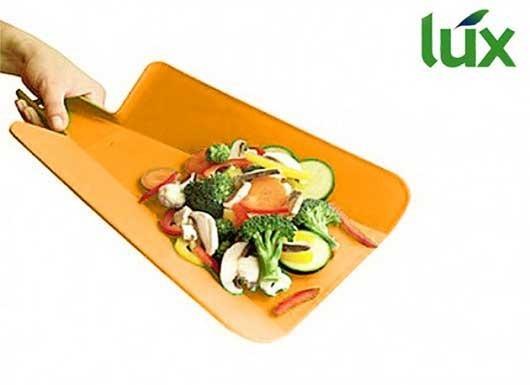 تخته گوشت و سبزیجات LUX