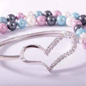 دستبند استیل HEART