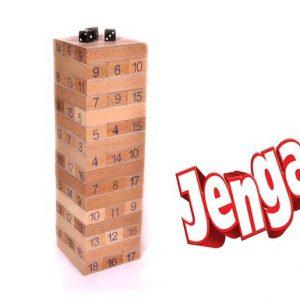 برج 3 گانه JENGA