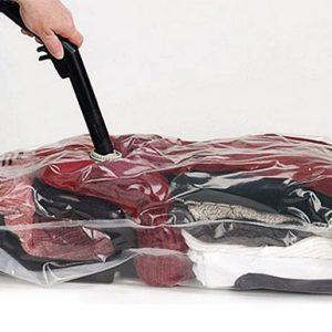 کیسه کم حجم کننده وکیوم بگ VACUME BAG