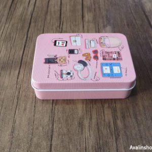 جعبه کادویی فلزی دکتر موش