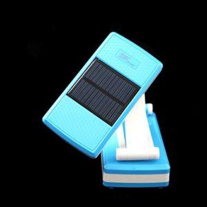 چراغ مطالعه خورشیدی تاشو