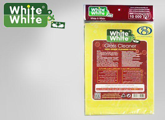 دستمال WHITE WHITE اورجینال
