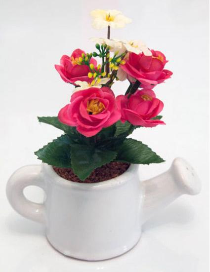 گلدان و آب پاش تزئینی