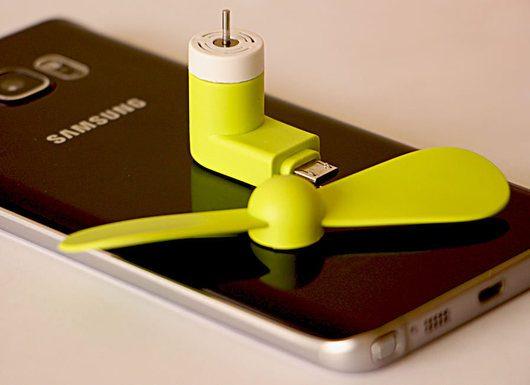 پنکه موبایل