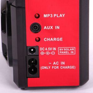 رادیو و پخش کننده MP3 طرح کلاسیک